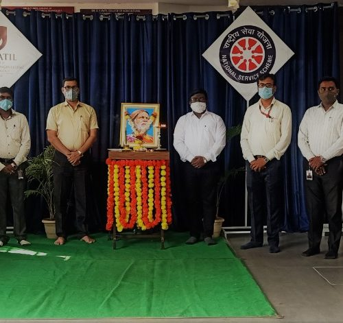 Celebrate Sant Gadge Maharaj Jayanti on 23rd Feb 2021