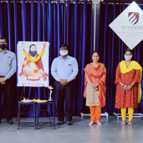 Celebrate Marathi Bhasha Din & Ravidas Maharaj Jayanti on 27th February 2021